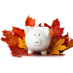 Сентябрь-октябрь 2020 года. Финансовое везение